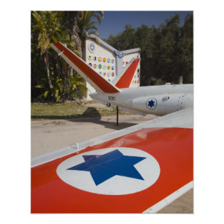 Museu israelita da força aérea poster