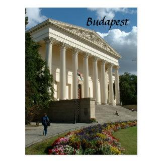 Museu Nacional húngaro Cartão Postal