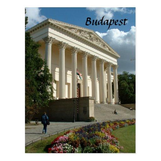Museu Nacional húngaro Cartões Postais