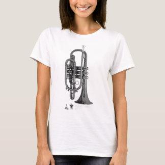 Music_Cornet_01 Camiseta