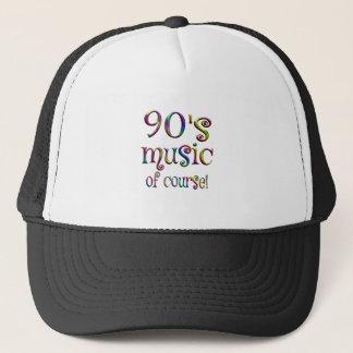 música 90s naturalmente boné