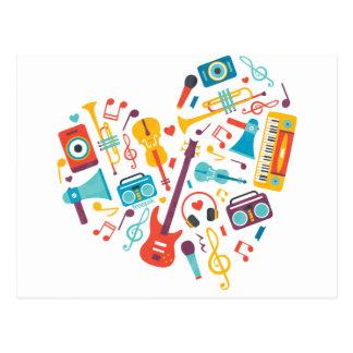 Música Cartão Postal