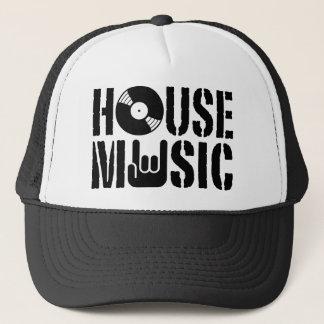 Música da casa boné