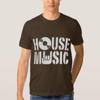 Música da casa t-shirt
