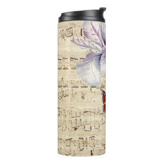 música da íris e da borboleta