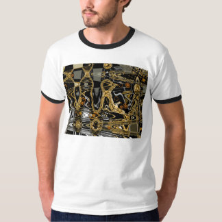 Música de Digitas - arte abstracta Tshirt