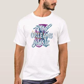 Música de Nova Orleães Camiseta