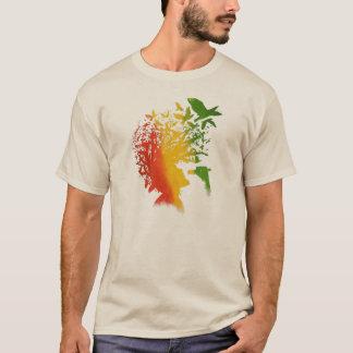 Música do homem do rasta da reggae de Cori Reith Camiseta
