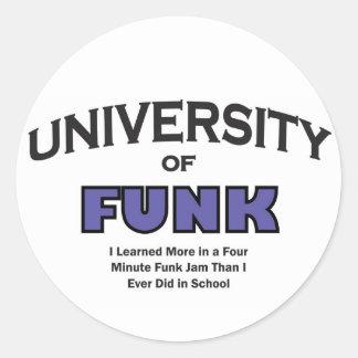 música-funk adesivo