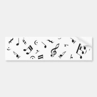 Música Lives_ Adesivo Para Carro