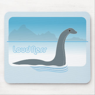 Música Mousepad do monstro do Nessie de Loch Ness