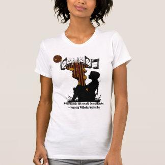 Música, música, música tshirt