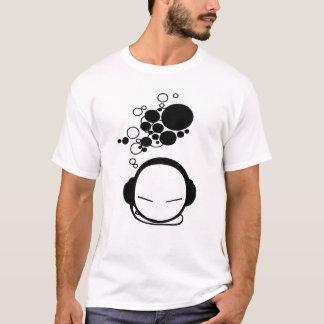 Música no ar camiseta