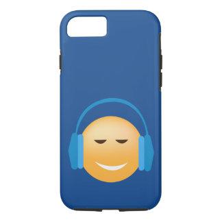 Música que ama capas de iphone de Emoji
