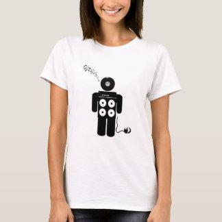 Musicman Camiseta