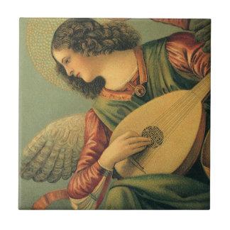 Músico do anjo, Melozzo a Dinamarca Forli, arte de