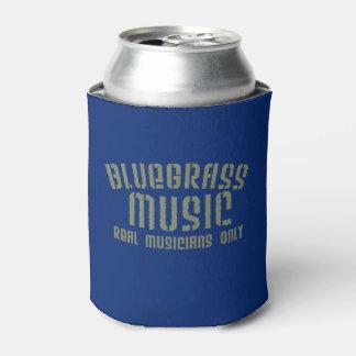 Músicos reais da música de Bluegrass somente Porta-lata