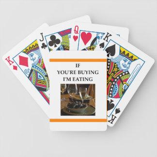 mussles baralho para pôquer