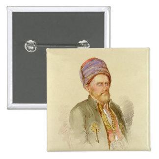 Mustapha - muçulmano de Batum, c.1852 Pins