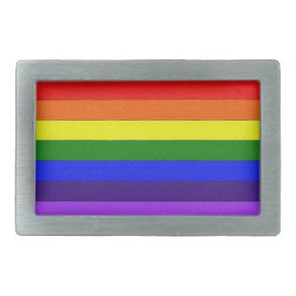 MyPride365 - Fivela de cinto do arco-íris