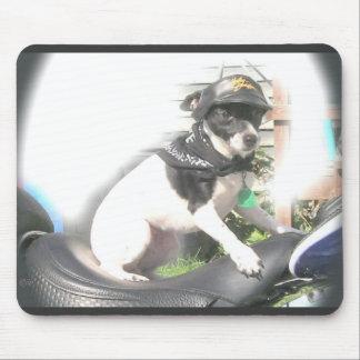 MZ. Borracho Sassy Mousepad do motociclista