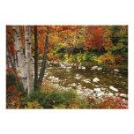 N.A., EUA, New Hampshire, montanhas brancas, Impressão Fotográfica