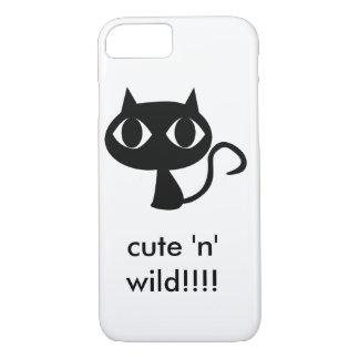 n bonito selvagem capa iPhone 7
