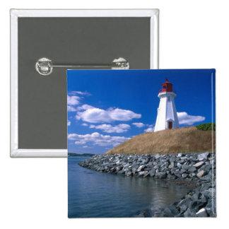 NA, Canadá, Novo Brunswick, ilha de Campobello. 5 Boton