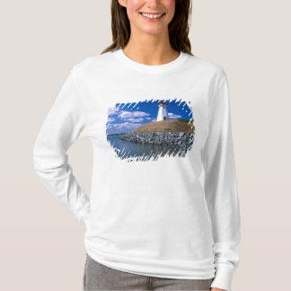 NA, Canadá, Novo Brunswick, ilha de Campobello. 5 Camiseta