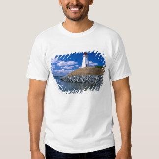 NA, Canadá, Novo Brunswick, ilha de Campobello. 5 Tshirts