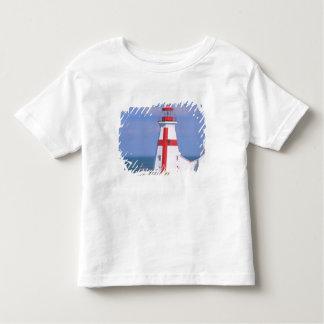 NA, Canadá, Novo Brunswick, ilha de Campobello. 6 Camisetas