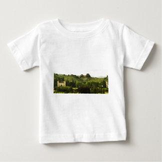Na estrada na série de Toscânia Camiseta Para Bebê