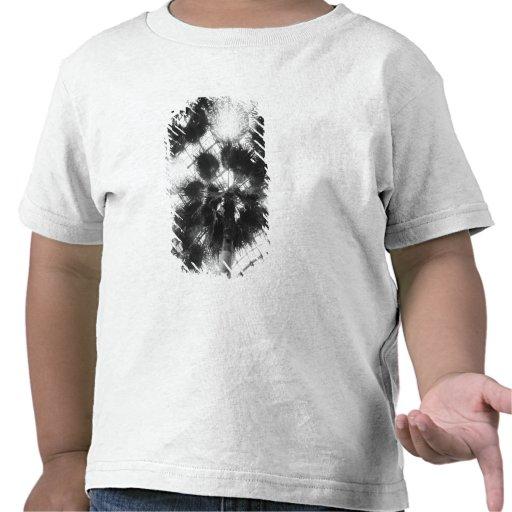 NA, EUA, New York, Nova Iorque. Palmeiras dentro T-shirt