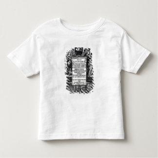 'Na origem e na história de Typography T-shirts