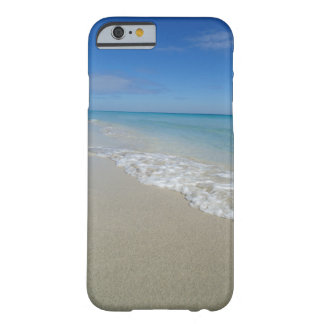 Na praia capa barely there para iPhone 6