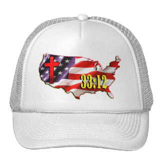 Nação 33 boné