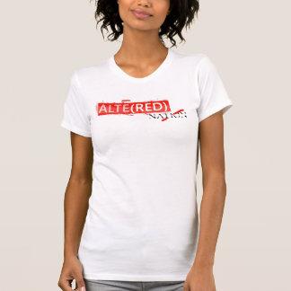 nação alterada t-shirt