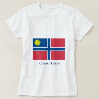 Nação da angra camiseta