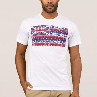 Nação da bandeira de Havaí Camiseta