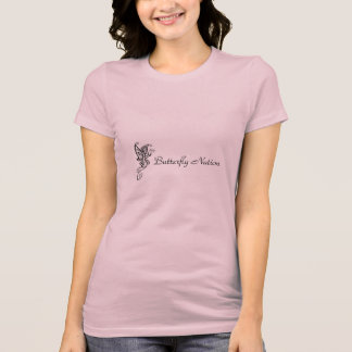 Nação da borboleta! t-shirts