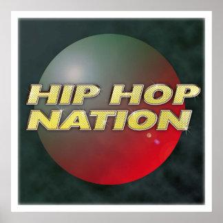 Nação de Hip Hop Pôster