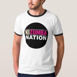 Nação de Kizomba Camiseta