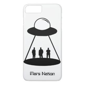 Nação de Marte Capa iPhone 8 Plus/7 Plus