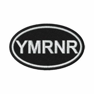 Nação de Weimaraner: YMRNR bordado
