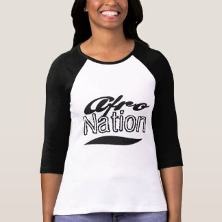 Nação do Afro Camisetas