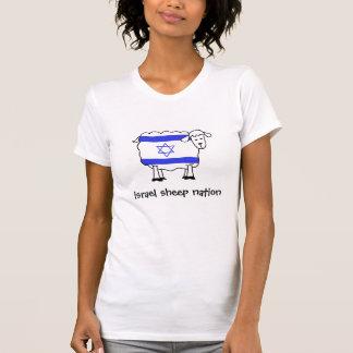 Nação dos carneiros de Israel T-shirts