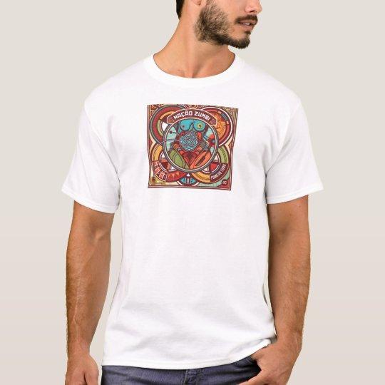 Nação Zumbi Camiseta