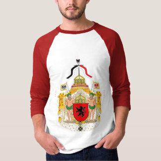 Nacionalidade alemão do russo da camisa prussiano