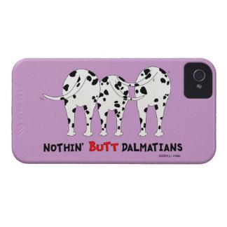Nada termina Dalmatians Capa Para iPhone