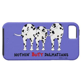 Nada termina Dalmatians Capa Para iPhone 5